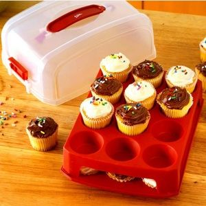 Muffin/cupcake carrier